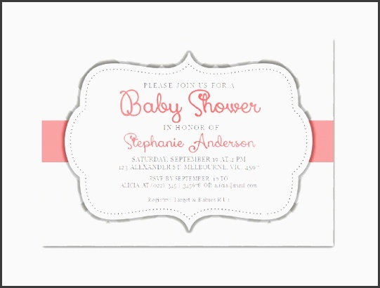 baby shower invitation templates for word in your baby shower invitation cards baby shower invitation cards invitation card design using appealing design 6