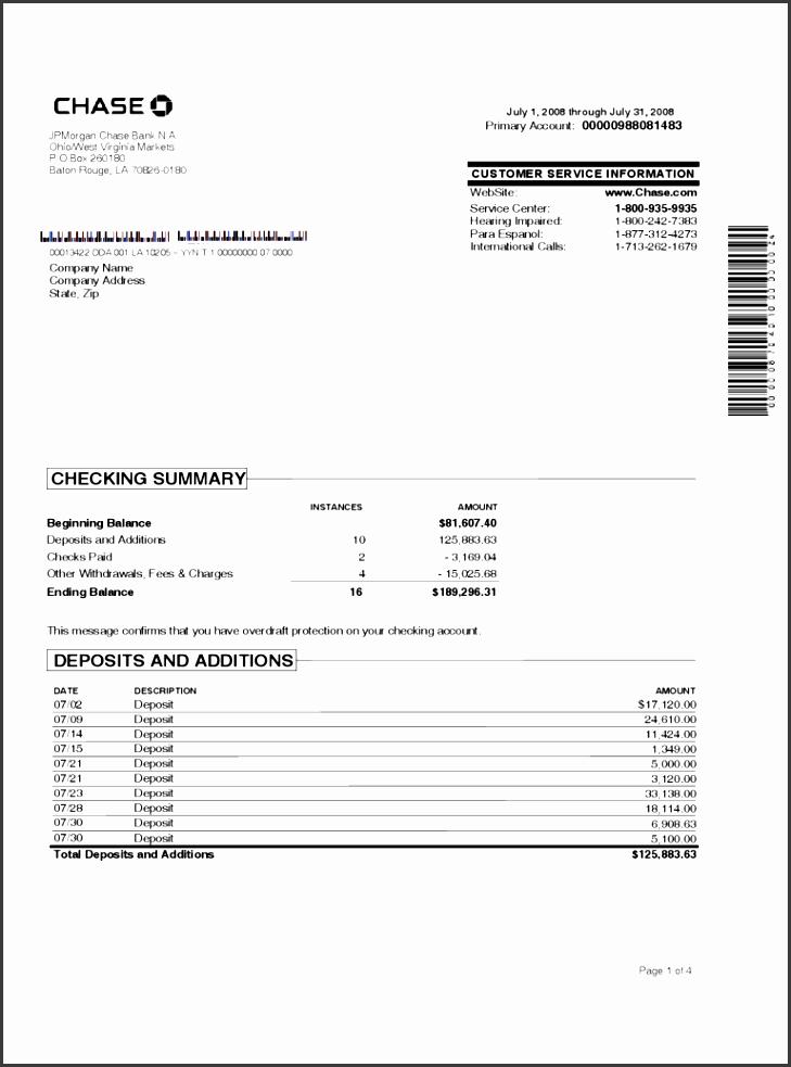 bank statement template doc sample bank statement d1 vcmrad