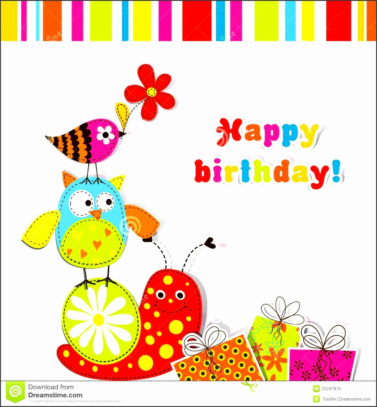 free birthday card template invitations nice greeting cute simple design