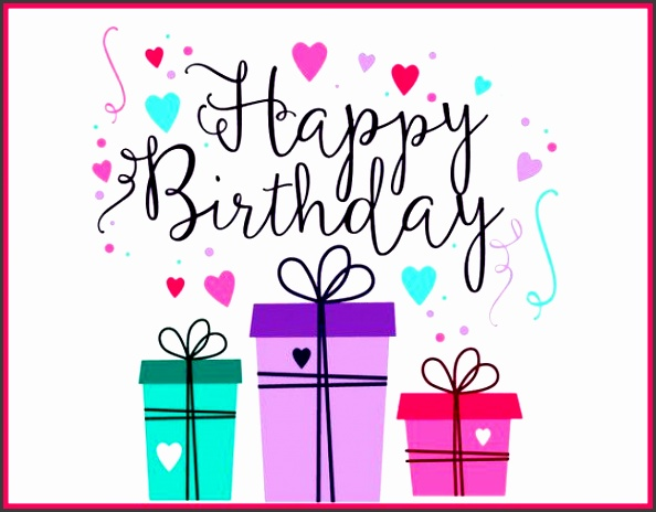 happy birthday card template tarjetas de cumpleaà os