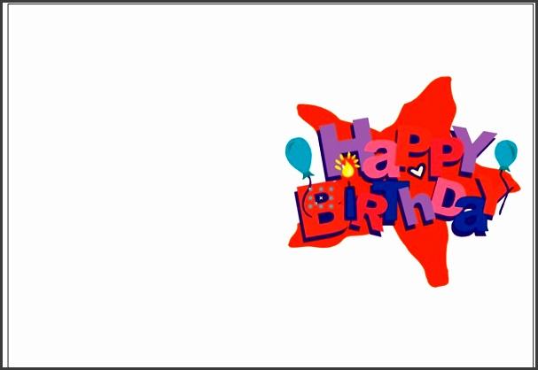 birthday card template image 5