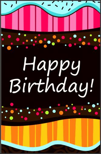 microsoft powerpoint birthday card template free birthday card templates eknom jo ideas