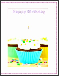 not for homepage make your own birthday cards using microsoft office 2010