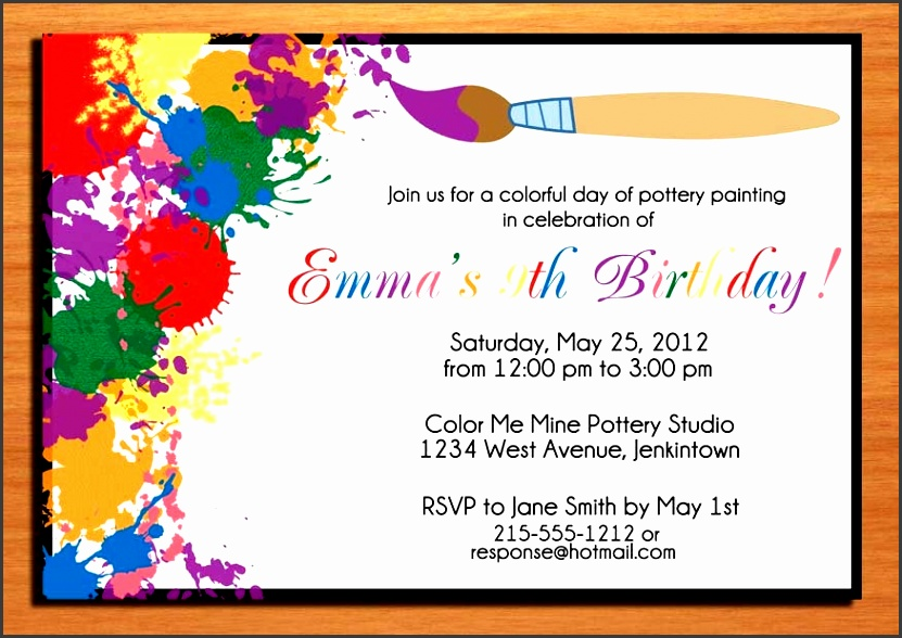 birthday invitation cards birthday party invitations birthday card