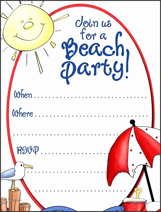 party invitation template image 1