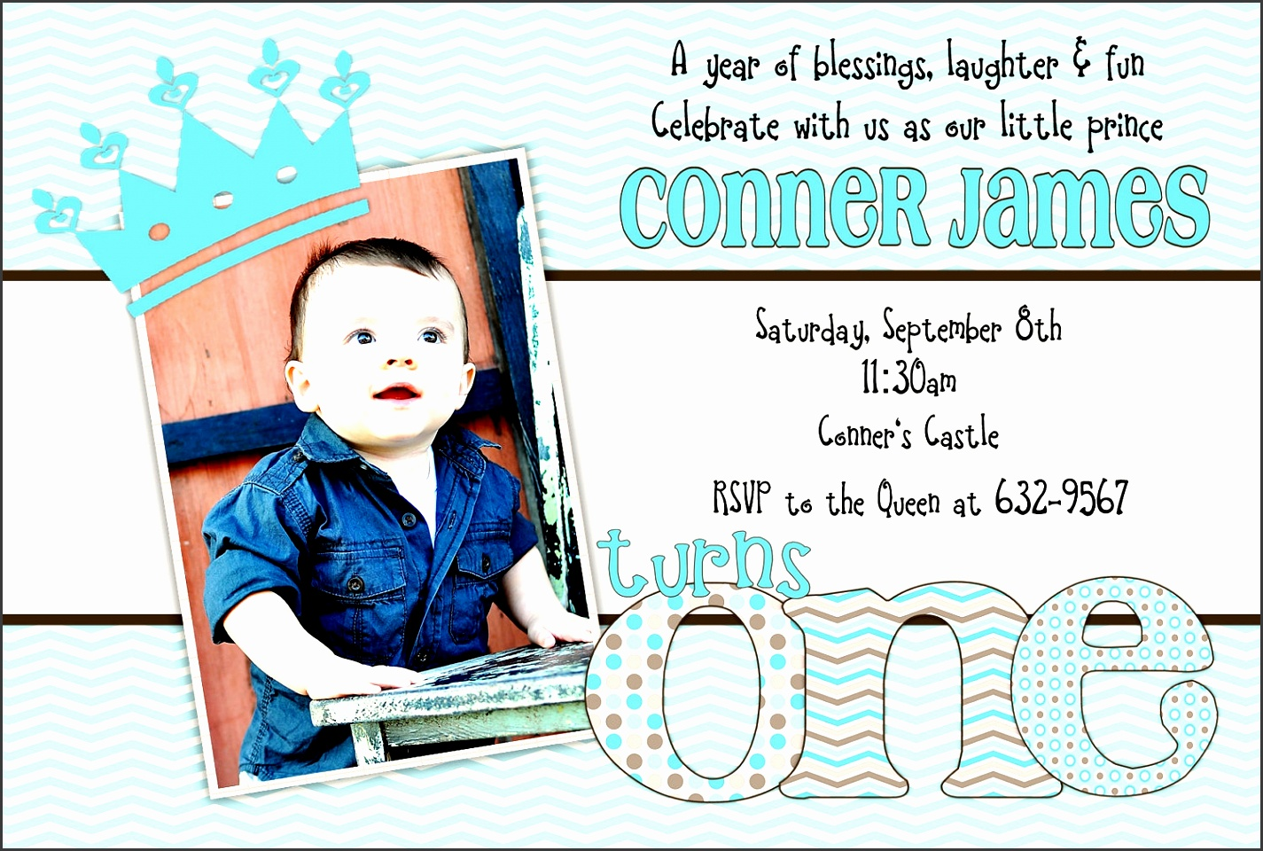 full size of design little prince invitation templates to her with prince crown birthday invitations plus