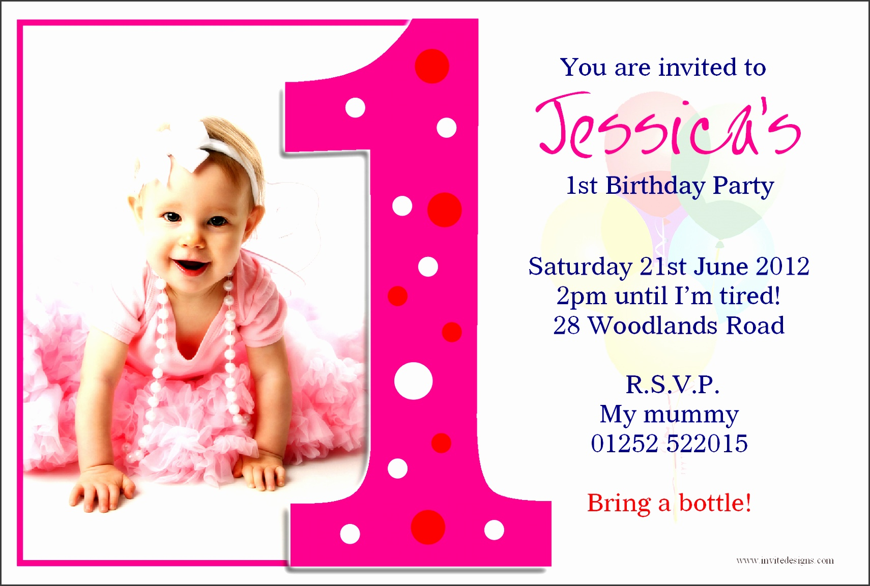 ely 1st birthday party invitations for additional how to make a birthday invitation