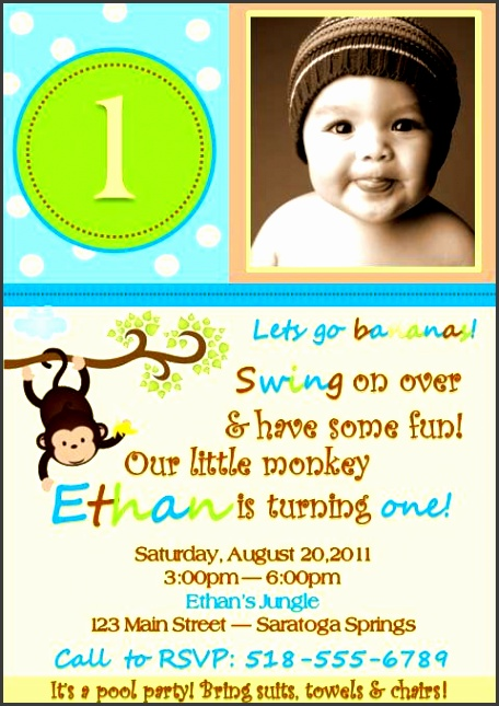 full size of template baby boy first birthday party invitations with baby boy first birthday