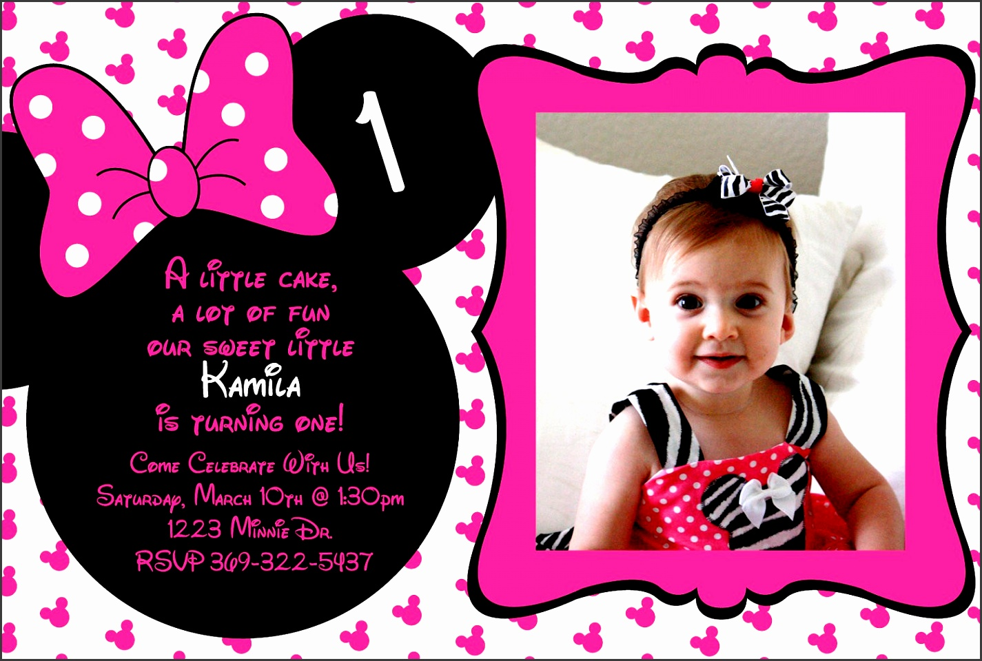 1st the big inspiration with free printable 1st birthday invite