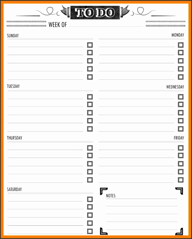 blank to do list blank to do list template