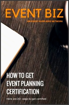 20 ways to event planning certification event planning businessbusiness ideascareer