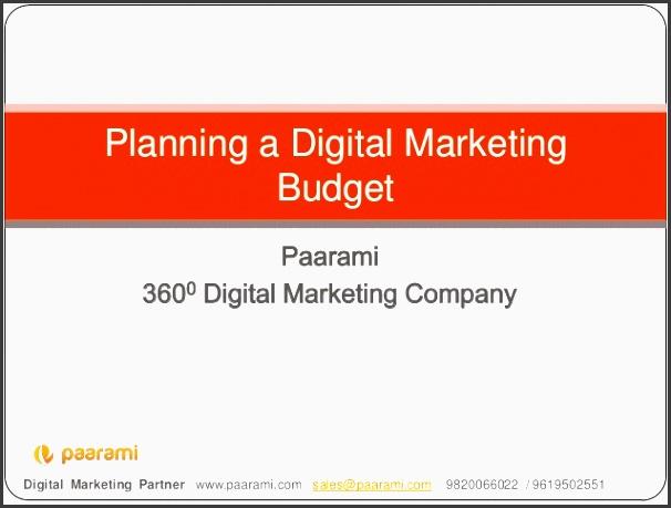 planning a digital marketing bud paarami 3600 digital marketing pany digital marketing partner