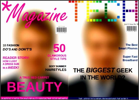 magzine newspaper template ppt format