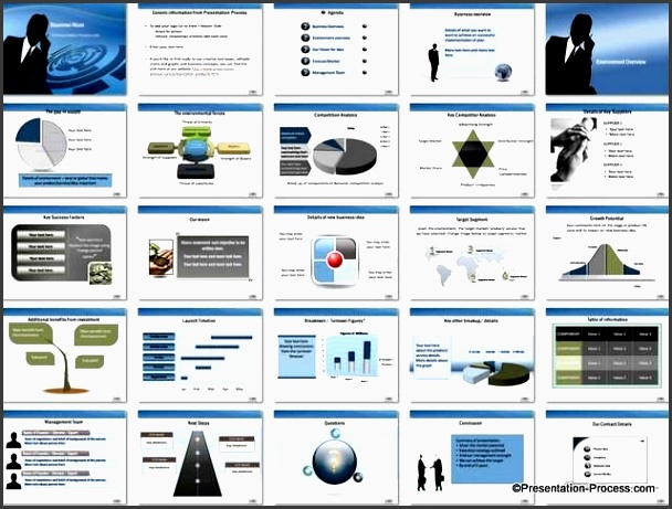 business plan ppt template aplg planetariums pertaining to business plan powerpoint template
