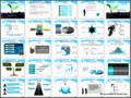 6 Business Plan Powerpoint Template In Powerpoint