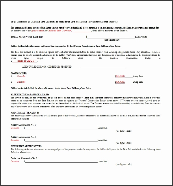 printable business proposal template 02