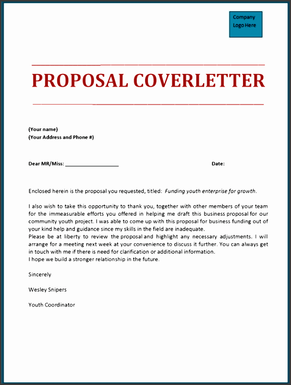 fancy cover letter for bid proposal 65 for cover letter templete with cover letter for bid