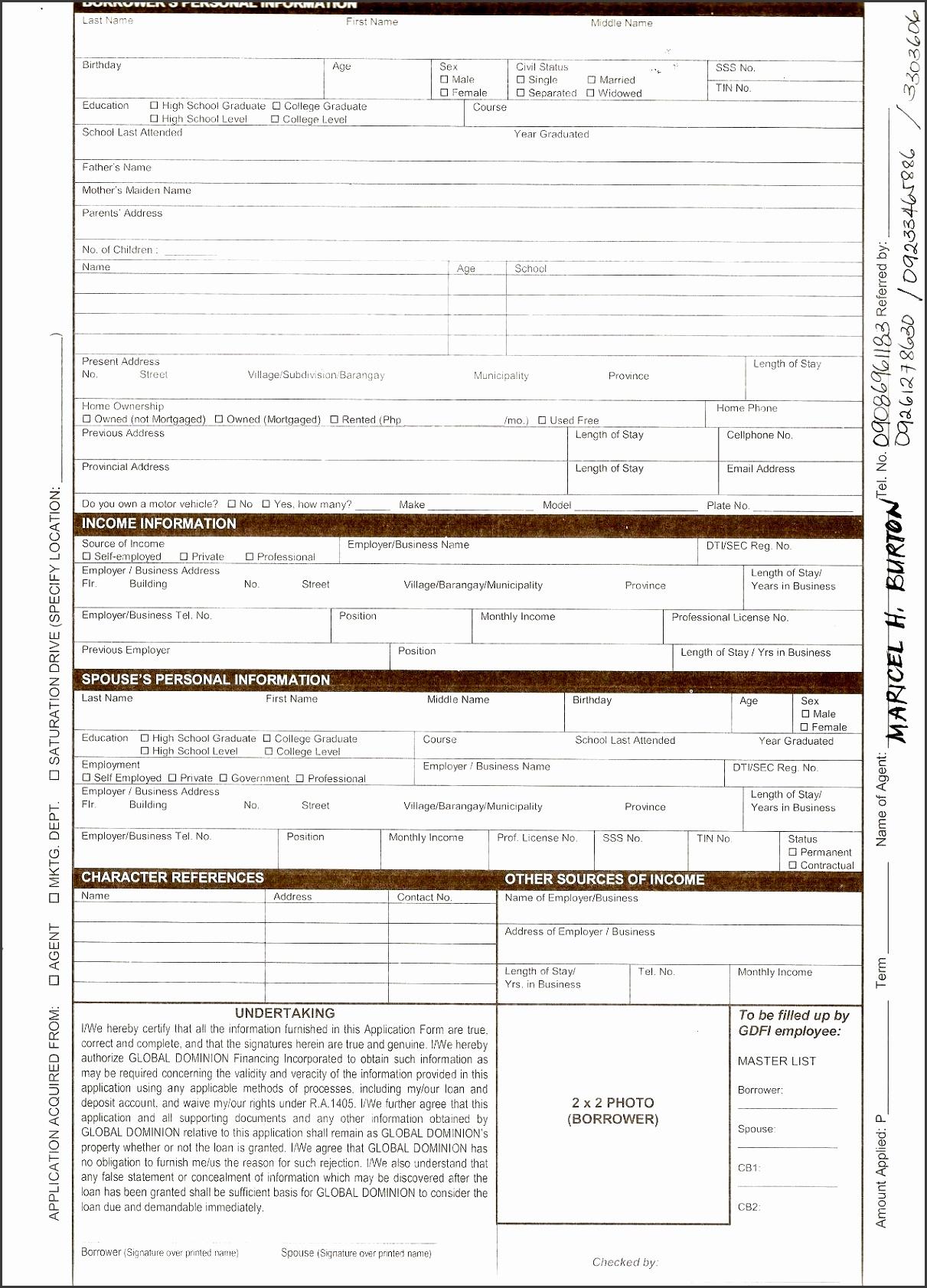 auto loan contract template eliolera auto loan contract template eliolera for free auto loan agreement form