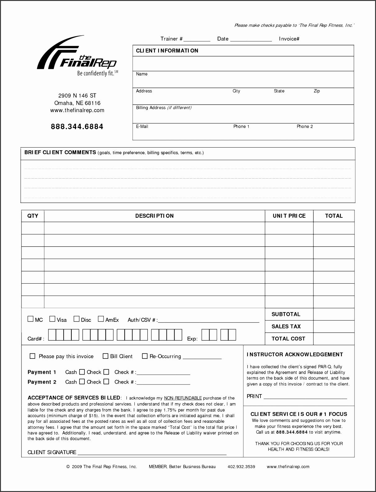 6 cash receipt template for loan