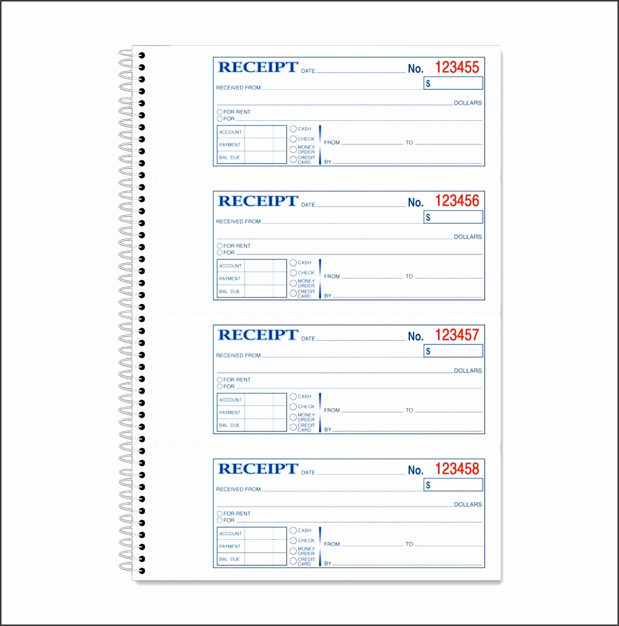 5 best adams money and rent receipt book 2 part carbonless 2 7 review youtube