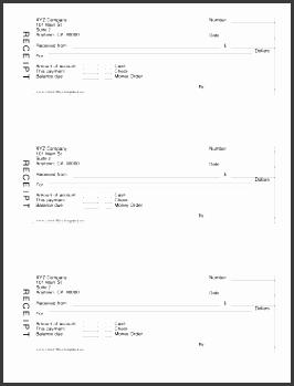 fillable cash receipt form libreoffice template