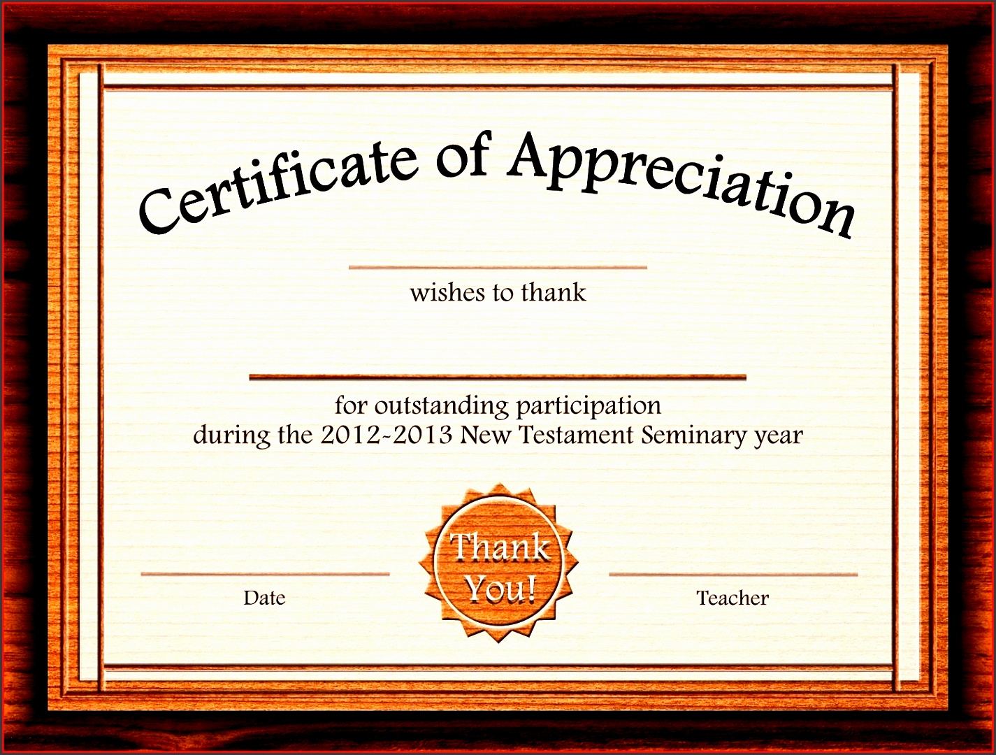 lovely appreciation award sample excuse letter appreciation award sample beautiful best photos of certificate recognition template
