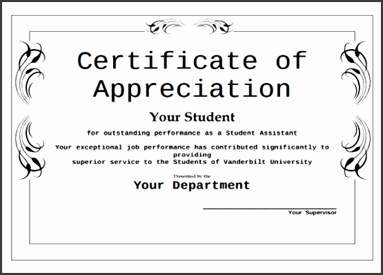 43 formal and informal editable certificate template examples for your inspiration very simple certificate of