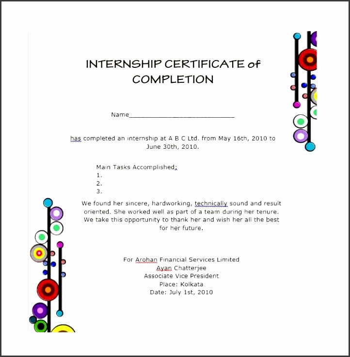 printable certificate of pletion template 08