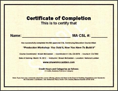 sample csl ceu pletion certificate wr t width 510 height 393 name sample csl ceu pletion certificate wr