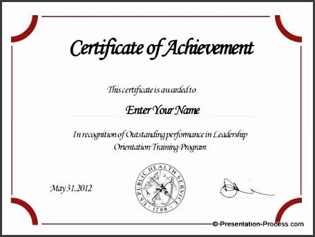 certificate template powerpoint powerpoint certificate templates create powerpoint certificate