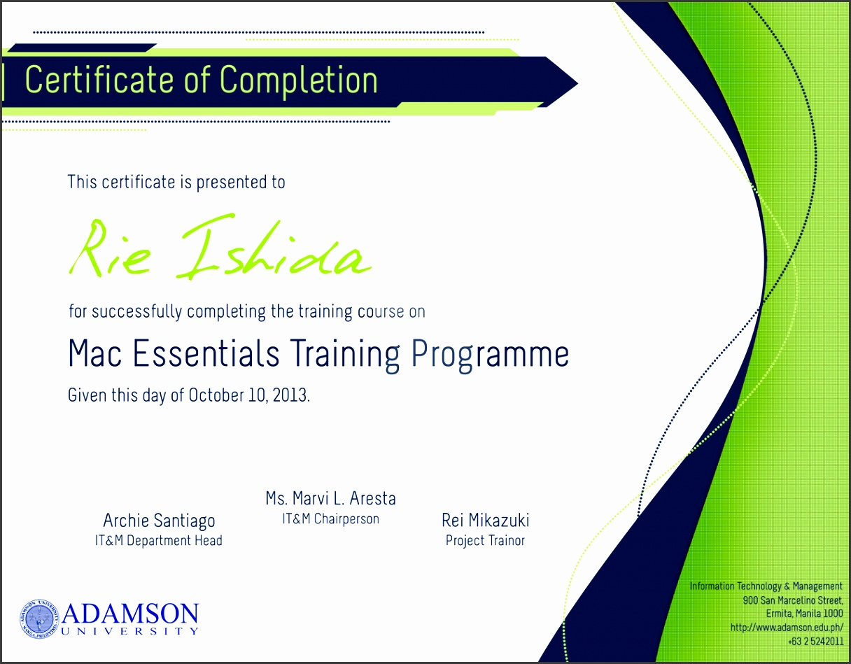 certificate of pletion design by mocolief certificate of pletion design by mocolief