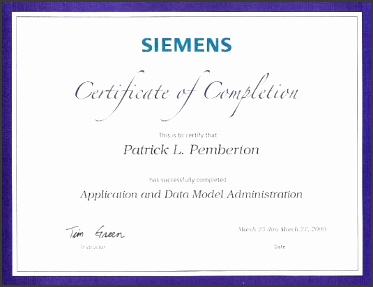 certificate of training pletion training certificate template 33