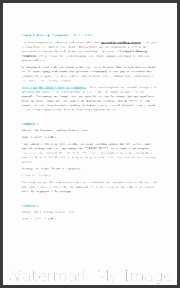 6 client introduction email template sampletemplatess for Product introduction email template