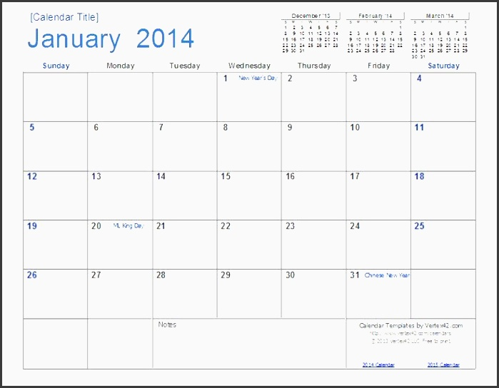 printable customizable monthly calendar templates for excel check the page for yearly calendars as well