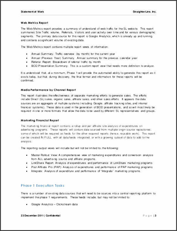 10 construction statement of work template for Construction statement of work template