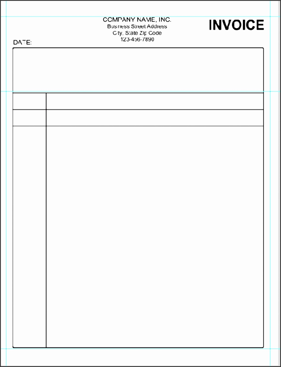 electrical contractor invoice template free receiptxample