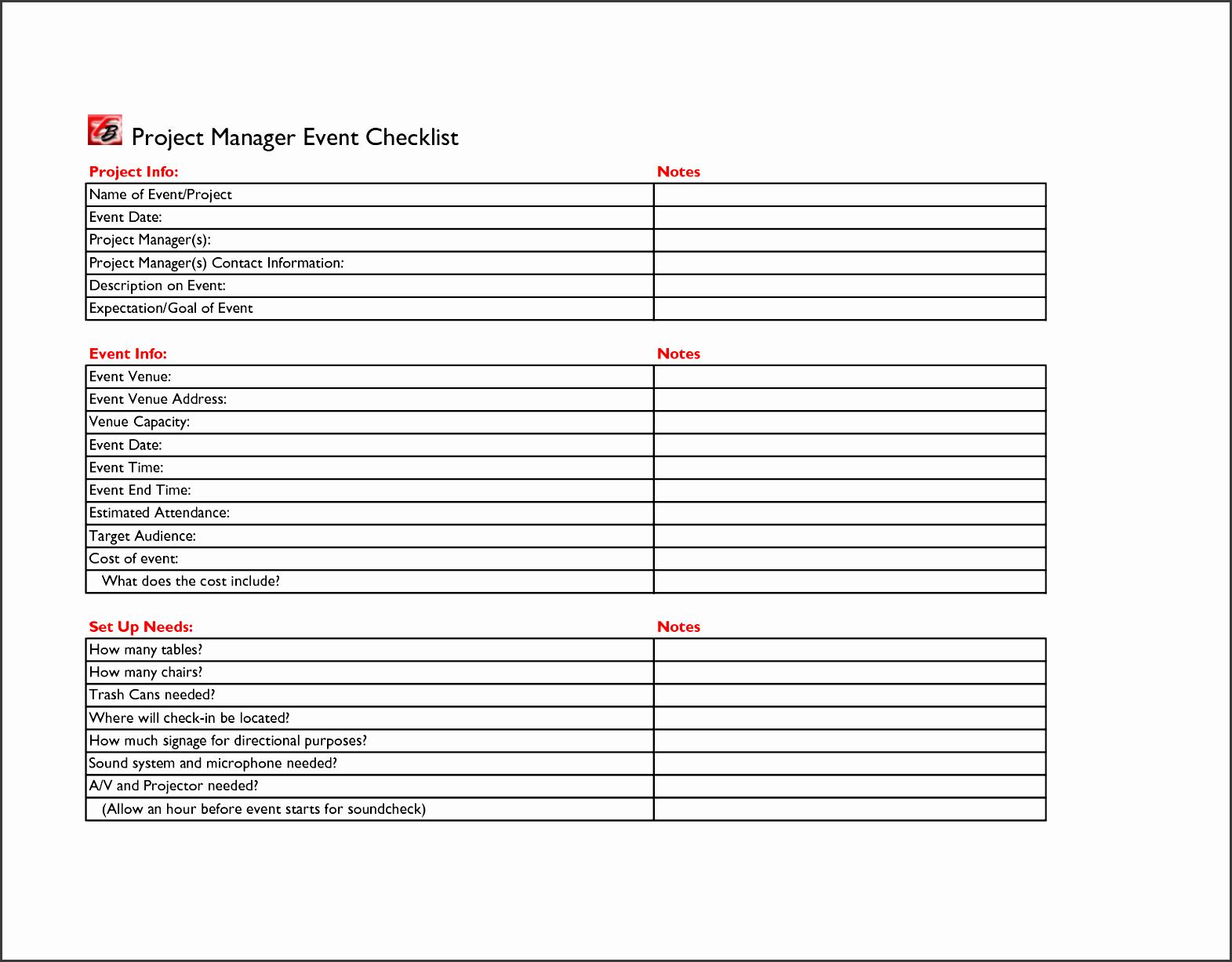 event planning checklist template design full size