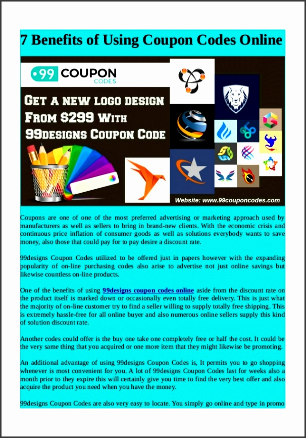 3 7 benefits of using coupon