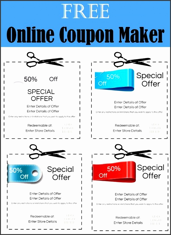 coupon maker