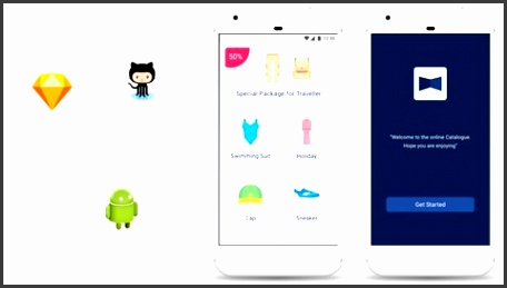 free fashion app from sketch to android studio course coupon