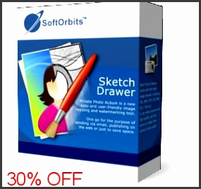 sketch drawer coupon discount softorbits 30 discount 3 promotion
