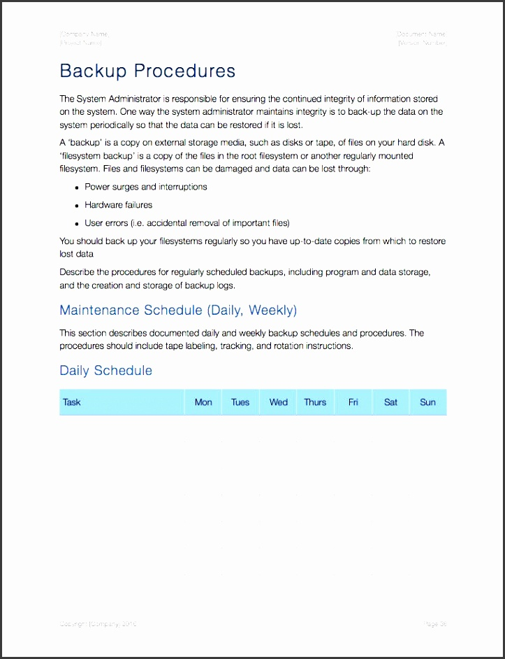 system administration template apple iwork pages backup