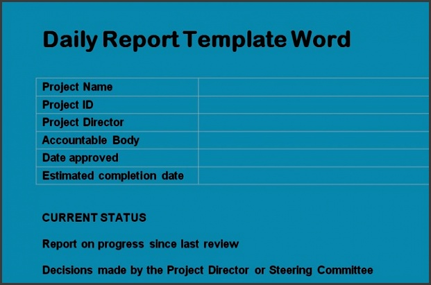 construction daily report template format free excel spreadsheets and templates