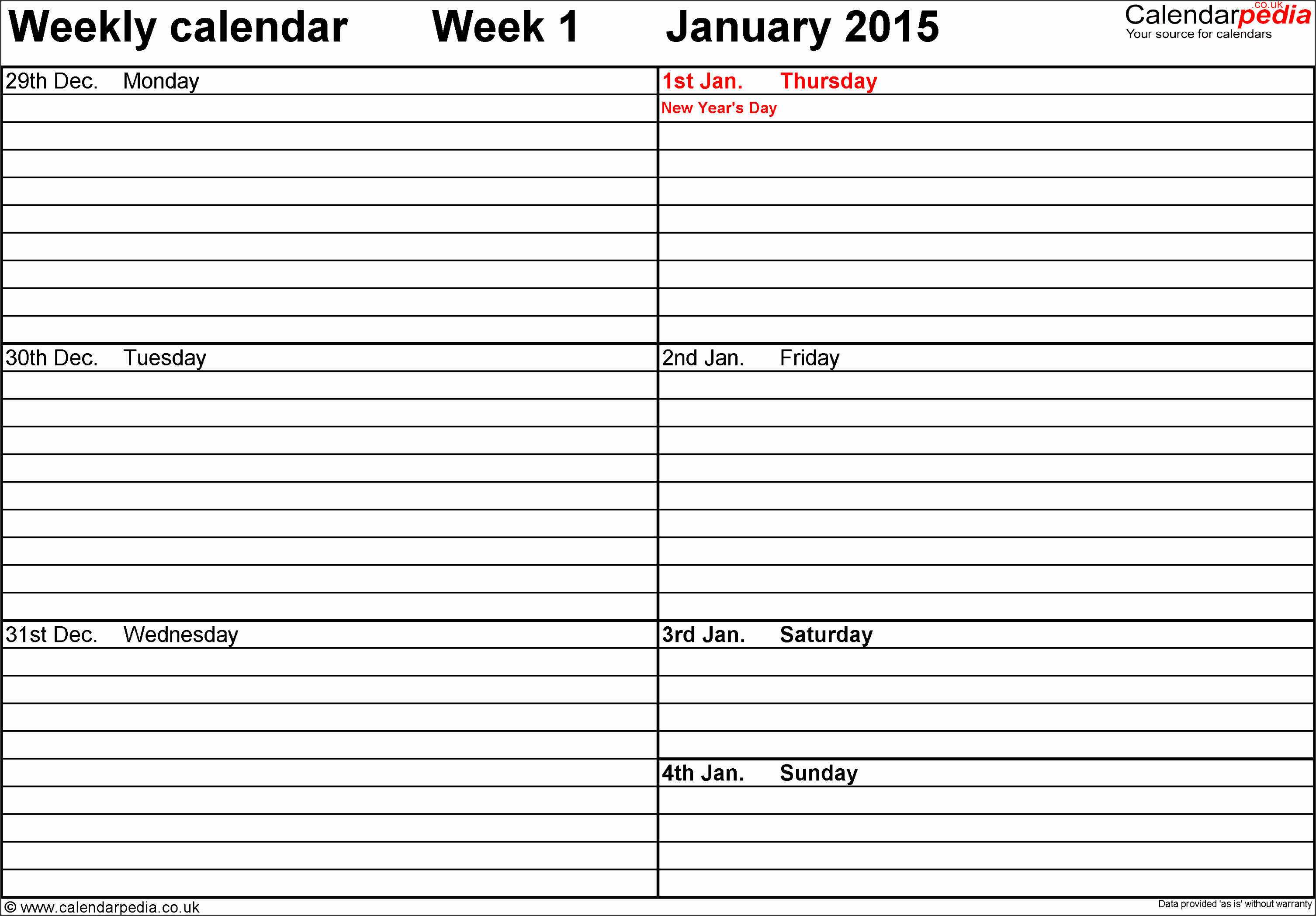 college daily planner template weekly calendar pdf weekly calendar pdf weekly calendar 2015 uk syympu uvolxw