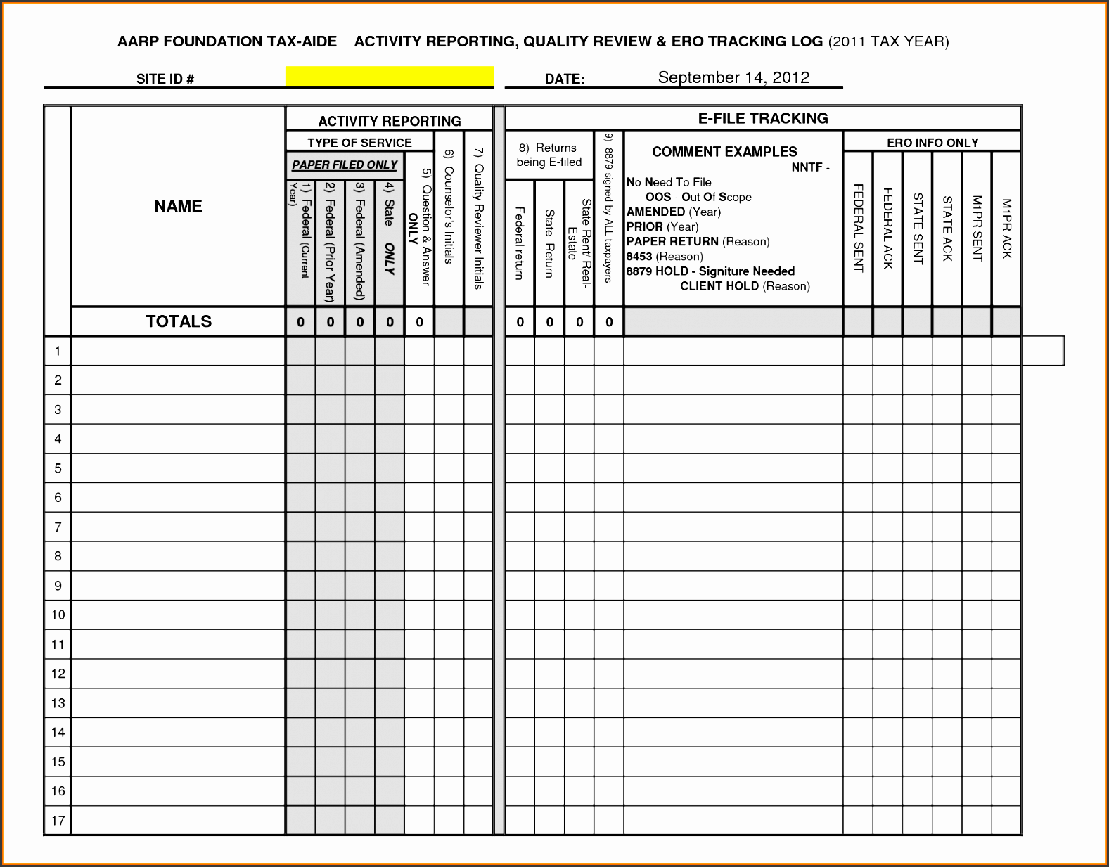 7 daily work log template in ms excel sampletemplatess