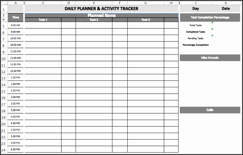 daily task template daily task planner template 8 daily