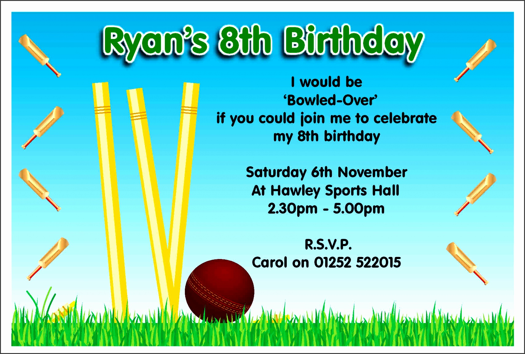 collection of thousands of free birthday party invitation online from all over the world