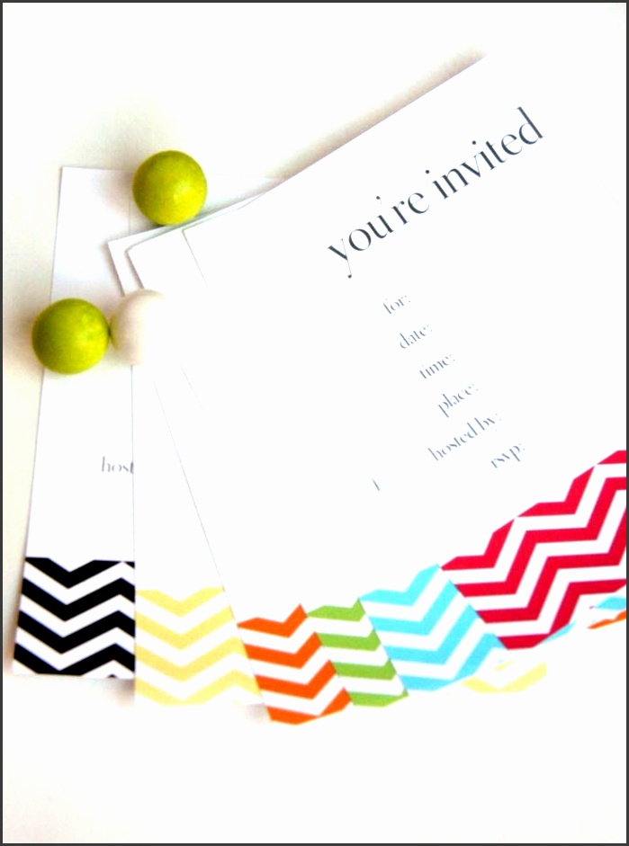 16 free printable party invitations for any occasion
