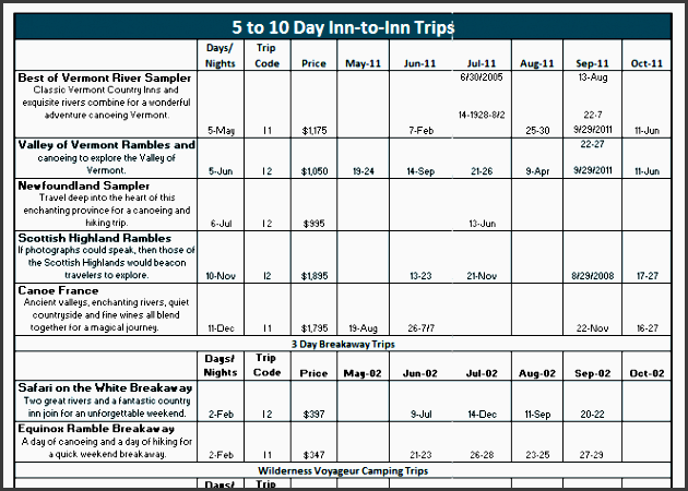free sample itinerary excel to at shareware 3 travel itinerary template free free printable travel itinerary template samples