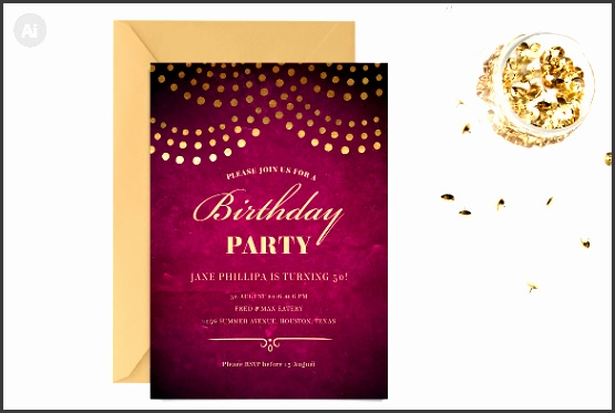 birthday invitation template free psd format free birthday invitations